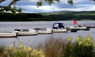 Kielder Water, Northumberland National Park