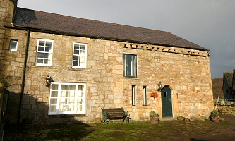 The Pigeonaire, Northumberland